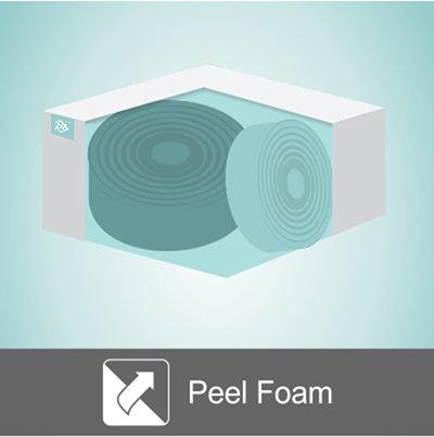 Peel Foam